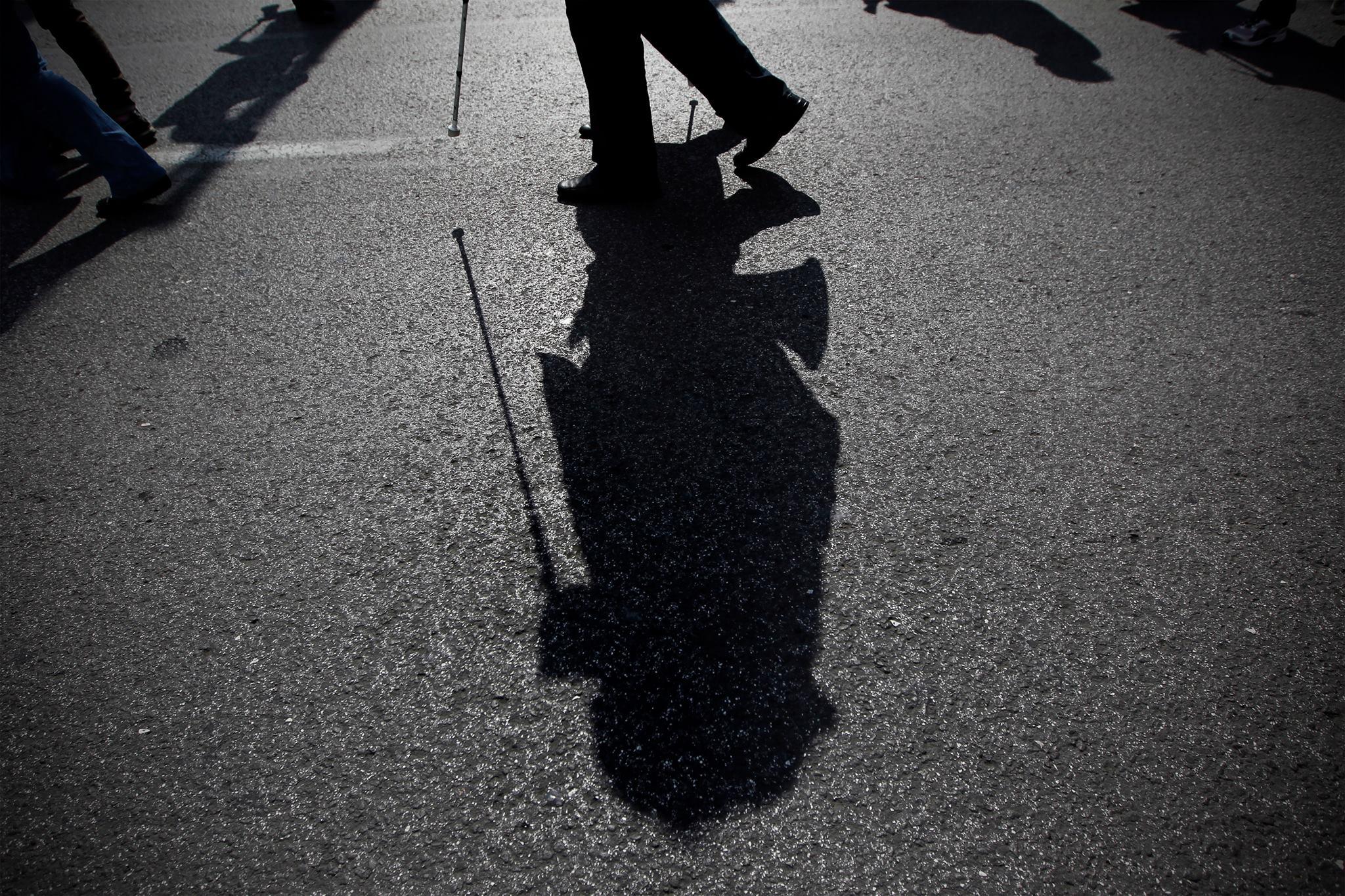 უსინათლი პირები © EPA/ALKIS KONSTANTINIDIS
