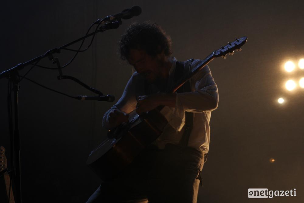ირლანდიელი მუსიკოსი, ფესტივალის მთავარი სტუმარი, დემიენ რაისი. 31.07.16 ფოტო: ნეტგაზეთი/გუკი გიუნაშვილი