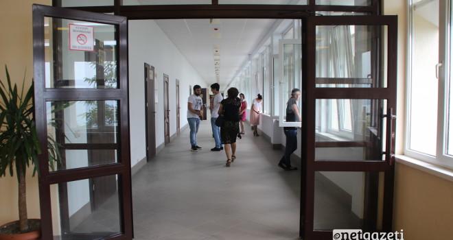 აფხაზეთის სახელმწიფო უნივერსიტეტი; ფოტო: მარიანა კოტოვა/ნეტგაზეთი; 2016