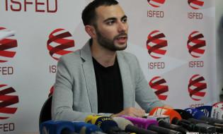 მიხელ ბენიძე, ISFED-ის აღმასრულებელი დირექტორი