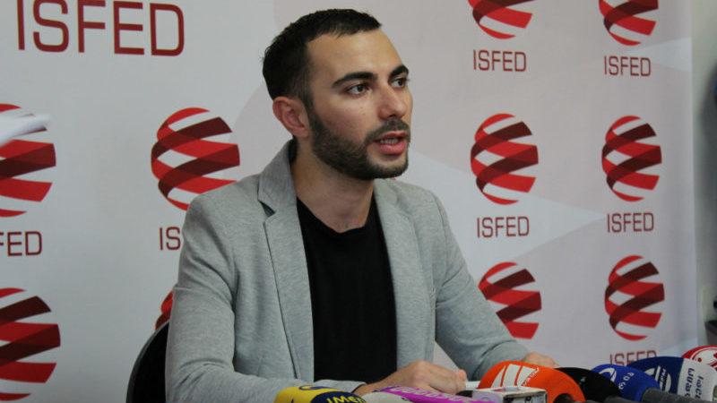 ISFED ერთი უბნის მონაცემების ბათილად ცნობას ითხოვს