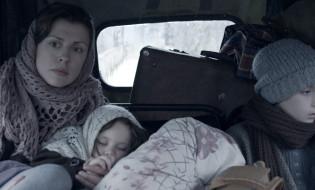 კადრი რუსუდან გლურჯიძის ფილმიდან სხვისი სახლი