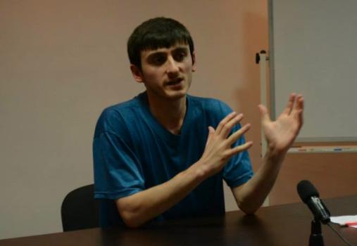 ირაკლი ხვადაგიანი, ლიბერალიზმის სასწავლო ცენტრის ფოტო
