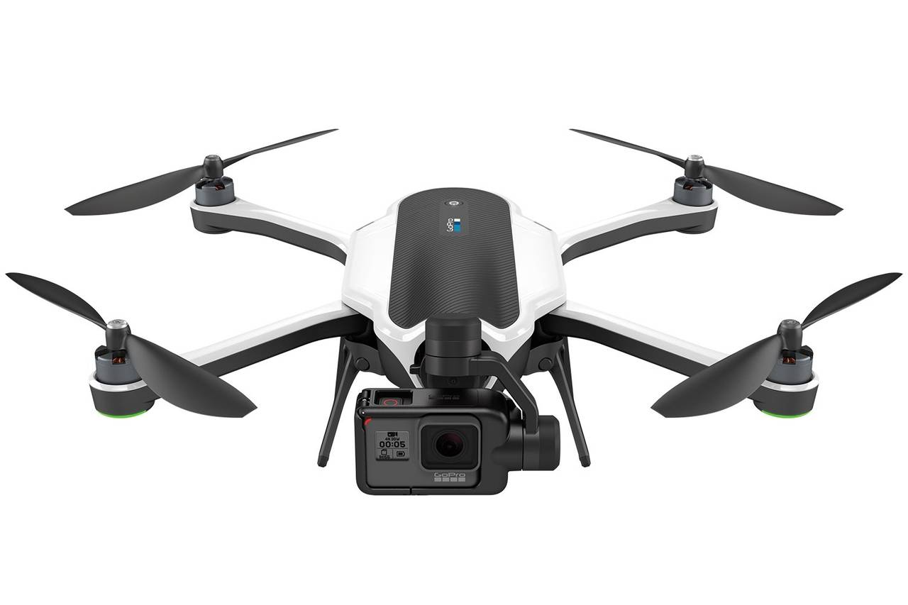 GoPro Karma Drone და Hero 5 Black. ფოტო: GOPRO