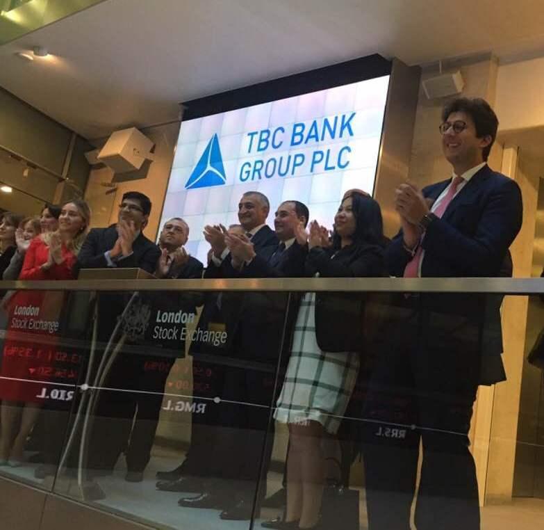 TBC BANK IPO