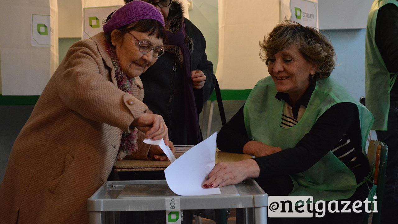 Правящая партия Грузии собирается криминализировать «запугивание избирателей»