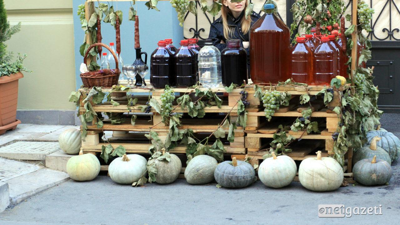Тбилисоба: с 23 по 24 октября в столице будут организованы уличные ярмарки