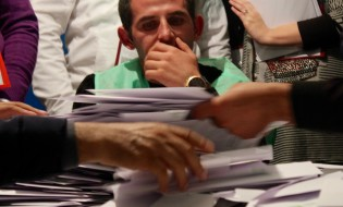 არჩევნები მარნეულის #48 უბანზე © დათო ქოქოშვილი/ნეტგაზეთი