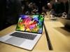 MacBook Pro სერიის ახალი მოდელი. ლეპტოპი კომპანიამ 27 ოქტომბერს, სან-ფრანცისკოში წარადინა. ფოტო: EPA/TONY AVELAR