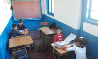 სკოლა; ფოტო: არმინე ავეტისიანი /ნეტგაზეთი