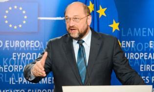 ევროპარლამენტის პრეზიდენტი მარტინ შულცი ფოტო: www.europarl.europa.eu/