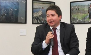 ფილადელფიის საგარეო პოლიტიკის კვლევის ინსტიტუტის ანალიტიკოსი მაიკლ ჩეჩირე © საქართველოს პოლიტიკის ინსტიტუტი (GIP)