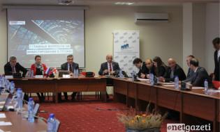 საქართველო-რუსეთის ბიზნეს ფორუმი დამსაქმებელთა ასოციაციაში. 08.11.16 ფოტო: ნეტგაზეთი