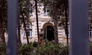 მიხეილის საავამყოფოს ყოფილი შენობა