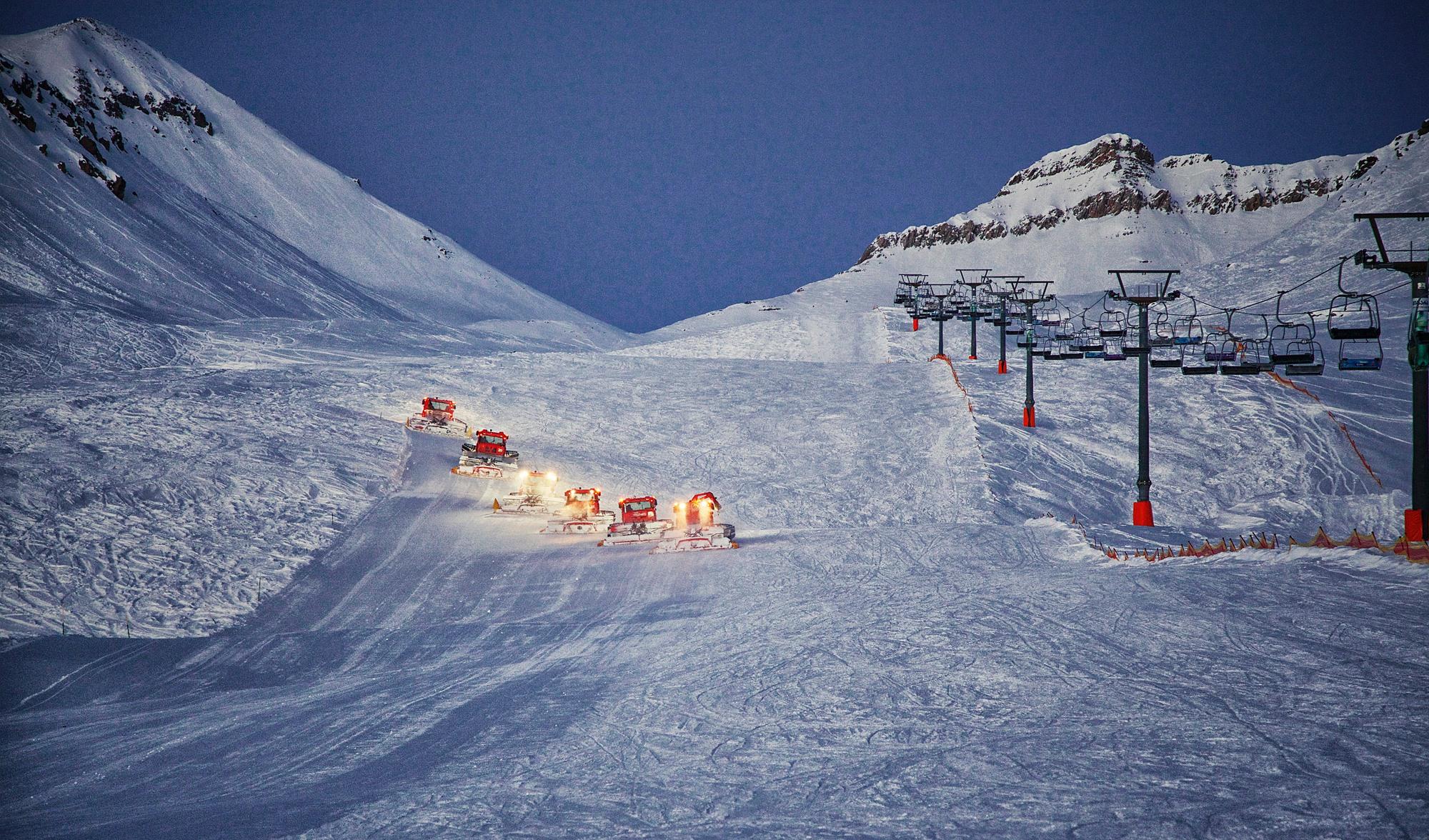 ფოტო: მთის კურორტების განვითარების კომპანია
