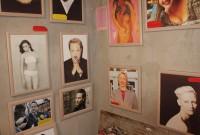 ლგბტიქ უფლებების თემაზე გამოფენა მხატვარ ლია უკლებას სახლში 30.11.16 ფოტო: ლია უკლება