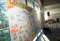 """ფორუმი """"კულტურა და შემოქმედებითობა ინოვაციისა და განვითარებისთვის: შემოქმედებითი საქართველოს გზამკვლევი"""" ტექნოპარკში"""