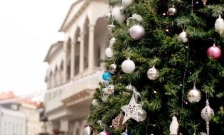 ახალი წელი ნაძვის ხე