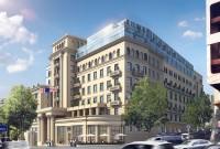 Hilton Tbilisi სასტუმრო ჰილტონი