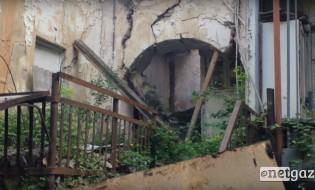 შალვა დადიანის ქუჩა, თბილისი. ფოტო: ნეტგაზეთი / გიორგი დიასამიძე