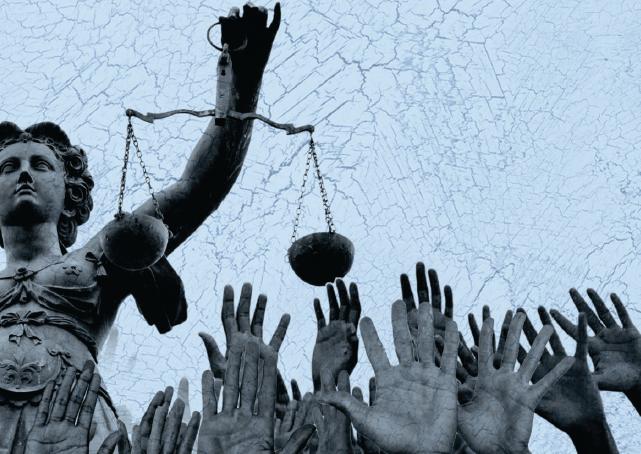 სასამართლოში კრიზისზე ხელისუფლებაც პასუხისმგებელია – NGO-ების ახალი კამპანია