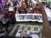 ადამიანის უფლებათა დაცვის საერთაშორისო დღე ფილიპინებში, მანილაში. 10.12.2016. ფოტო: EPA/FRANCIS R. MALASIG