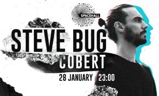 Steve Bug Spacehall