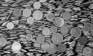 Money - Black and White