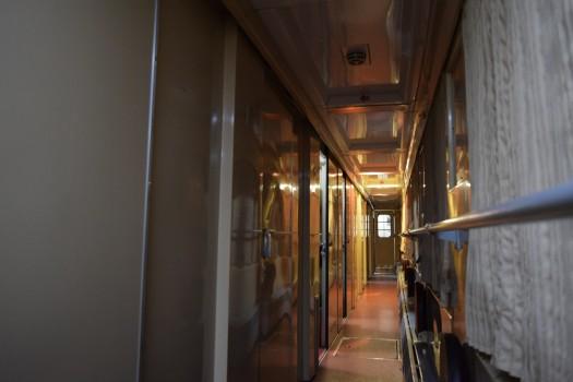 თბილისი-ზუგდიდის მატარებელი #602. 31.12.2016. ფოტო © ნეტგაზეთი/ლუკა პერტაია