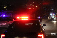 პოლიცია, კრიმინალი, დაჭრა, მკვლელობა, შსს. ფოტო: გიორგი დიასამიძე/ნეტგაზეთი
