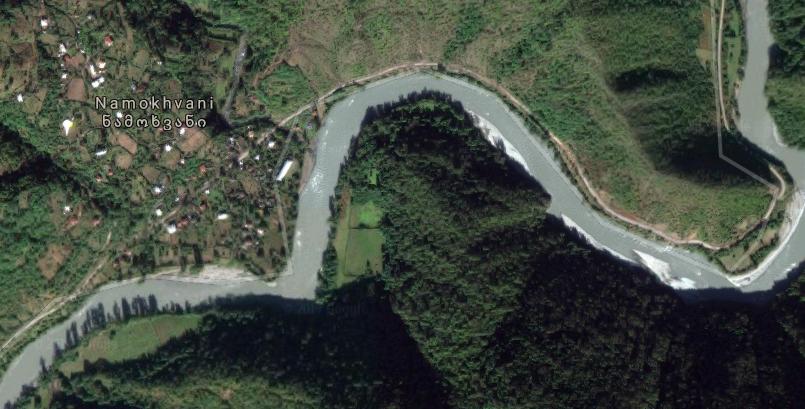 НПО призывают правительство не допустить возобновления строительства Намахванской ГЭС