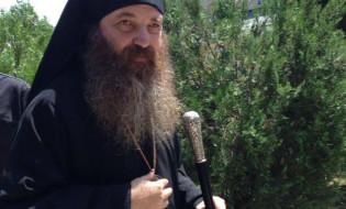 ქორეპისკოპოსი იაკობი. ფოტო: არაოფიციალურ ფეისბუქ გვერდიდან