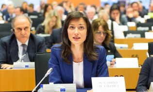 მარია გაბრიელი, ევროპის პარლამენტის წევრი © EPP Group