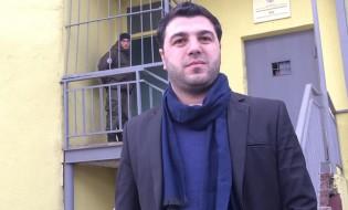 გიორგი ფანცულაია მატროსოვის ციხესთან. 24.02.2017