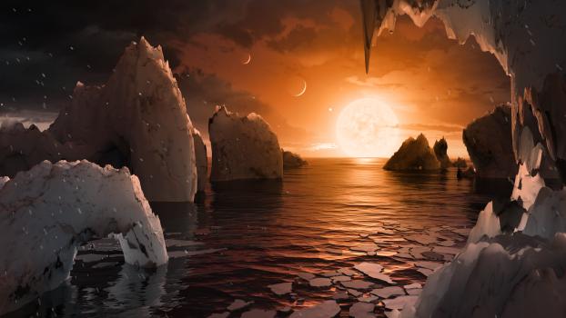 ახლადაღმოჩენილი პლანეტების შესაძლო ზედაპირი NASA-ს მიხედვით