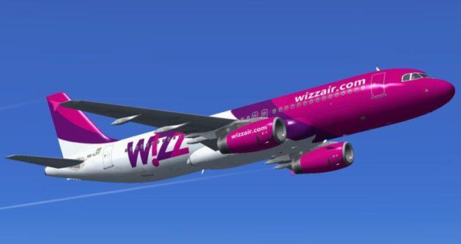 WizzAir планирует возобновить полеты из Грузии весной
