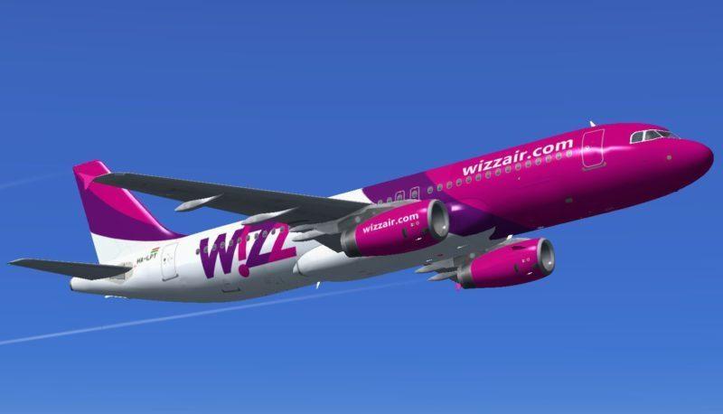Минэкономики Грузии: WizzAir возобновит полеты с конца марта