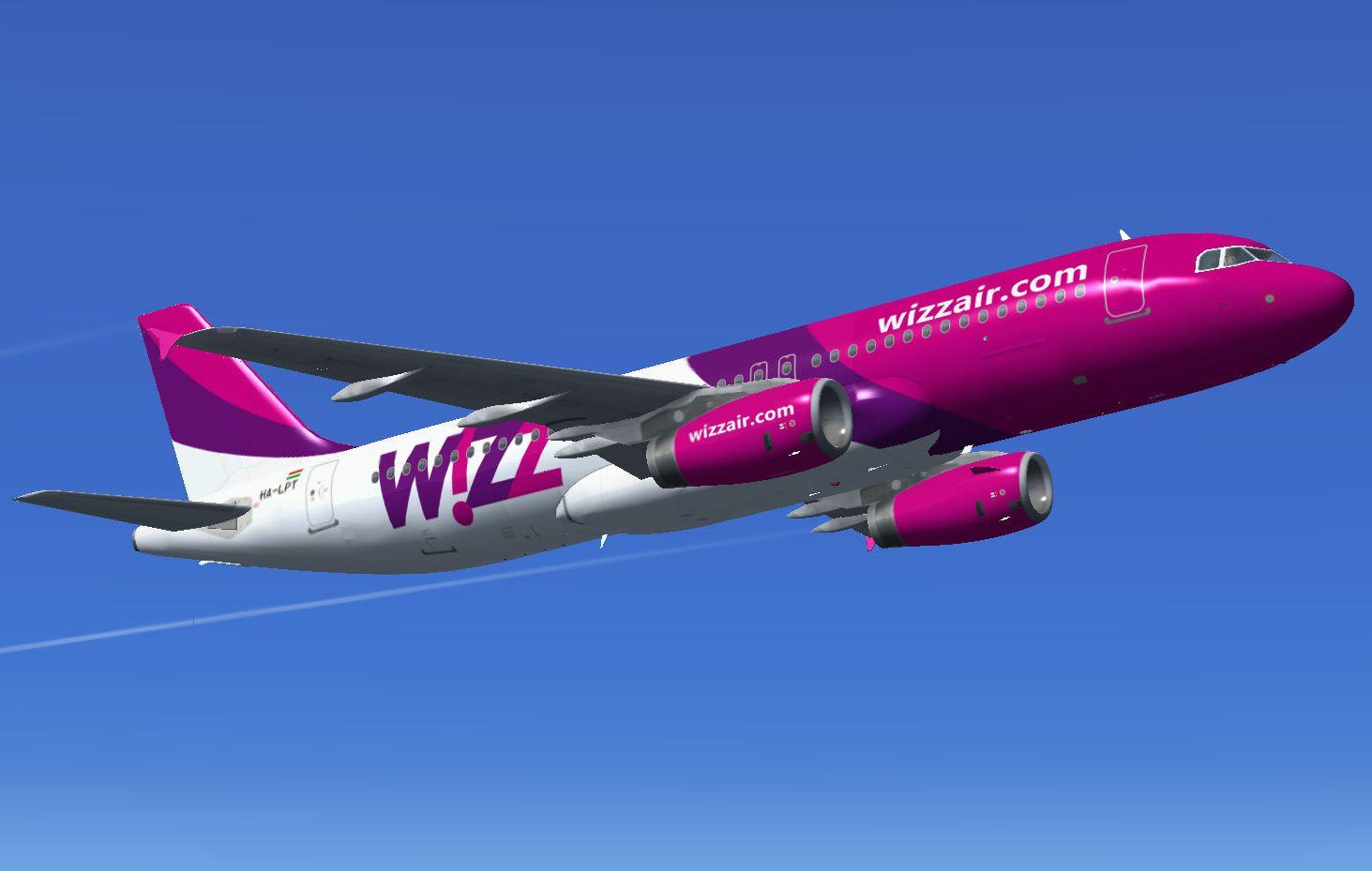 """""""ვიზეარი"""" ქუთაისიდან დიდი ბრიტანეთის მიმართულებით პირდაპირი ავიარეისის შესრულებას იწყებს. ფოტო: Wizz Air"""