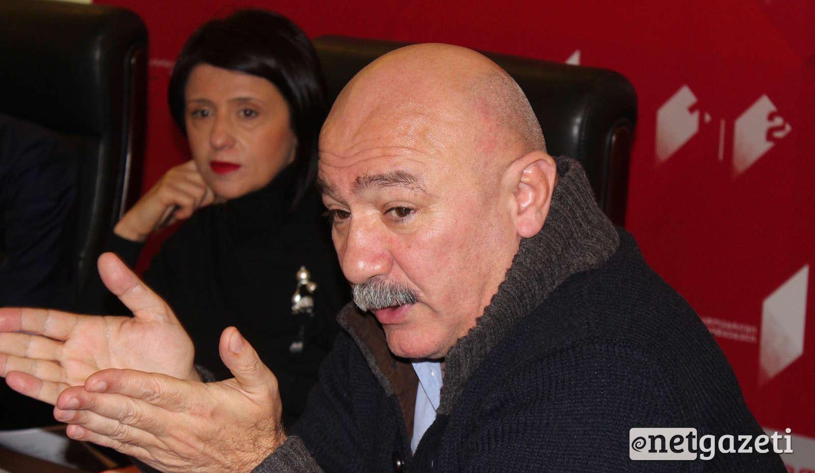 ვასილ მაღლაფერიძე © დათო ქოქოშვილი/ნეტგაზეთი
