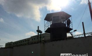 რუსთავის მე–6 სასჯელაღსრულების დაწესებულება, ციხე. ფოტო: გიორგი დიასამიძე/ნეტგაზეთი