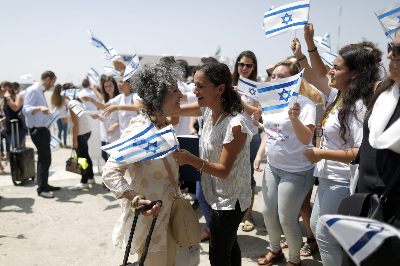 ისრაელი © EPA/ABIR SULTAN