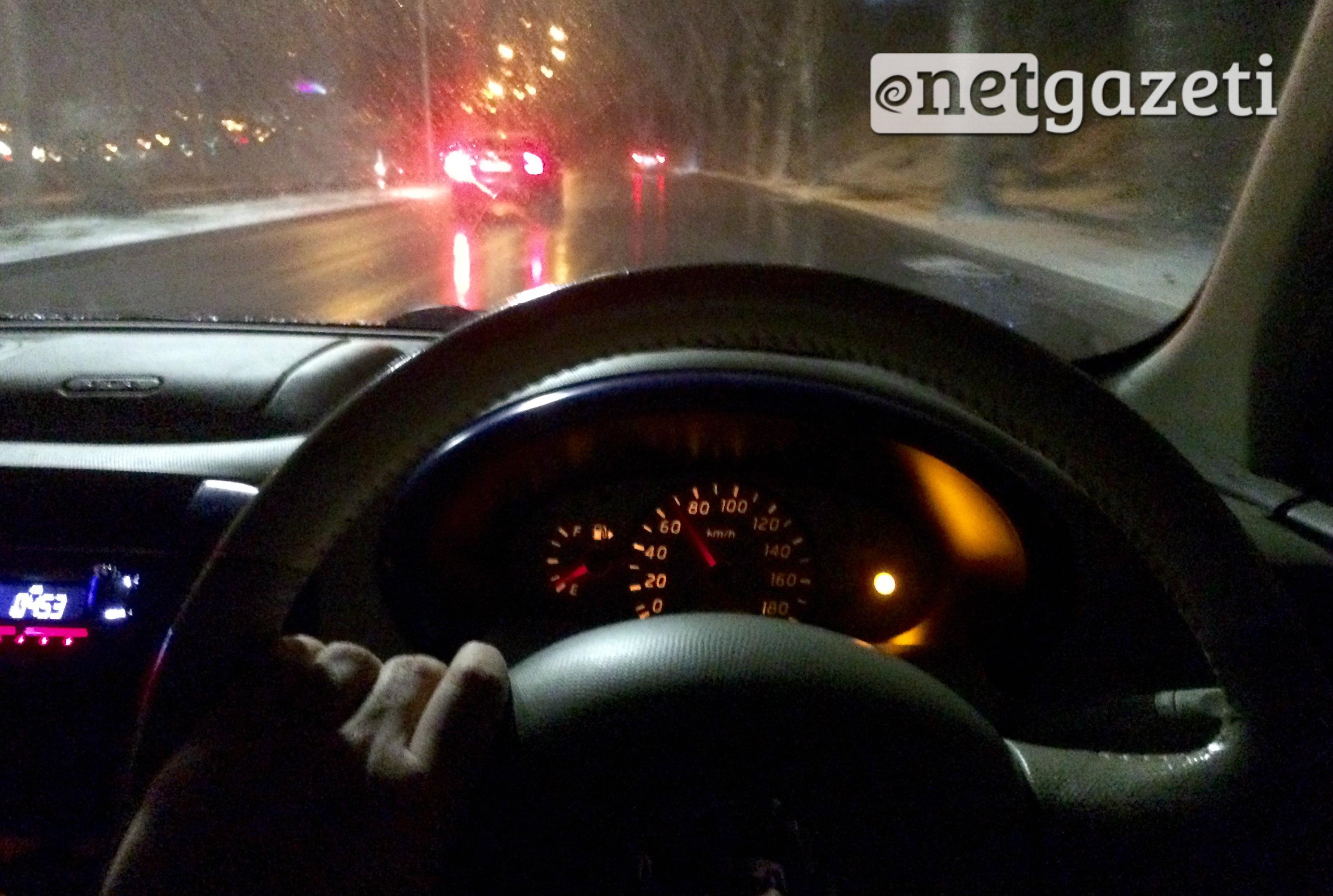 მარჯვენასაჭიანი ავტომობილი (მანქანა). ფოტო: გიორგი დიასამიძე/ნეტგაზეთი