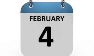 4 თებერვალი