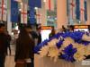 დღეიდან, 28 მარტიდან საქართველოს მოქალაქეები ევროკავშირის ქვეყნებში მოკლევადიანი ვიზიტებით უვიზოდ მიმოსვლას შეძლებენ.  ამასთან დაკავშირებით, სპეციალურად მოეწყო თბილისის საერთაშორისო ეროპორტი 28.03.17 ფოტო: ნეტგაზეთი/მარიამ ბოგვერაძე