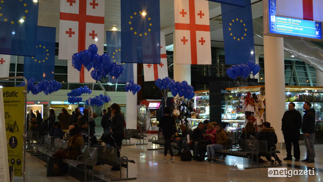 Еврокомиссия обсуждает отмену безвизового режима для Грузии — СМИ