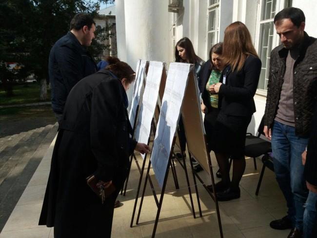 NATO-ს და ევროკავშირის წარმომადგენელთა განცახდებები აფხაზეთში გამართულ არჩევნებზე