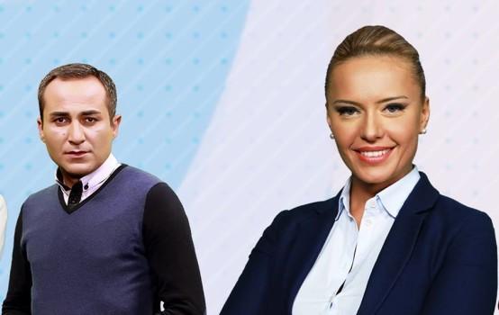 მიშა ფეიქრიშვილი და მაკა ცინცაძე ფოტო: 20/30