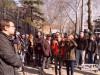 ბუკინისტების მხარდასაჭერი აქცია თსუ-ს პირველ კორპუსთან. 20.03.2017 ფოტო: მიშა მეფარიშვილი/ნეტგაზეთი