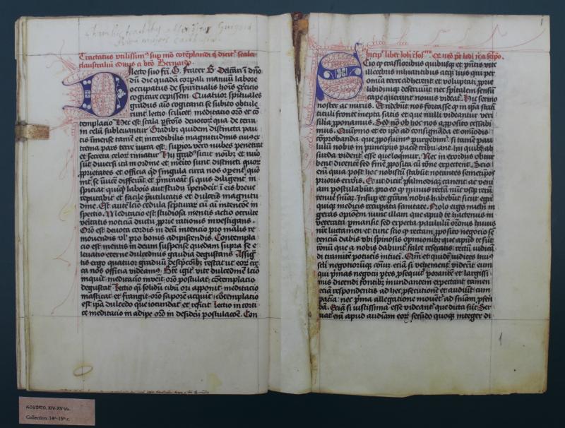 ლათინური კრებული, XIV-XV სს.