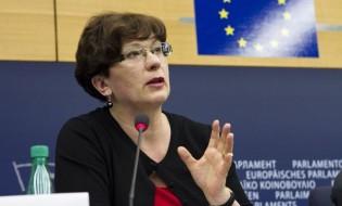 სანდრა კალნიეტე, ევროპარლამენტარი. ფოტო: eppgroup.eu